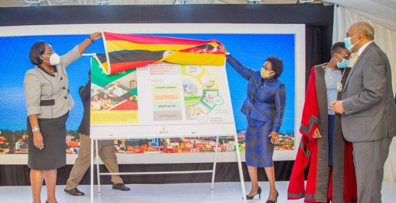 Kampala Capital City Authority Launches a New Strategic Plan